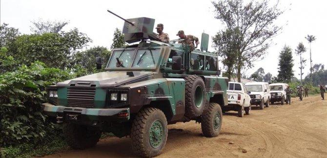 Kongo Demokratik Cumhuriyeti ile Uganda arasında çatışma