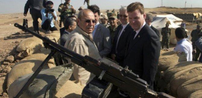 Kanada da Irak'ta var olmak istiyor