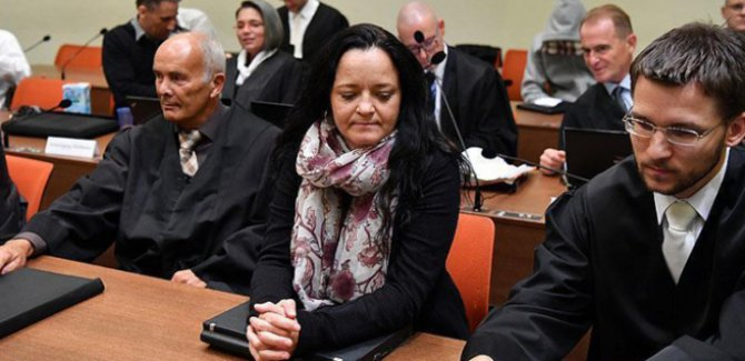 """Dışişleri Bakanlığından """"NSU davası"""" kararına tepki"""