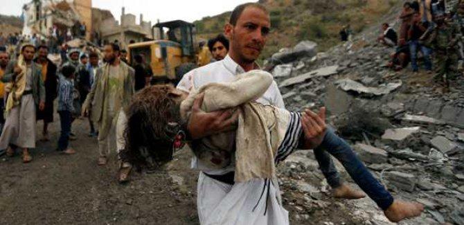 Li Yêmenê 1316 zarok qot bûne