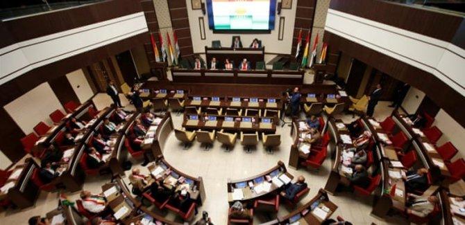 Kürdistan'da Başkanlık Yasası gelecek döneme kaldı