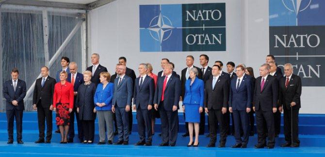 NATO Rusya ile Trump arasında sıkıştı(analiz)