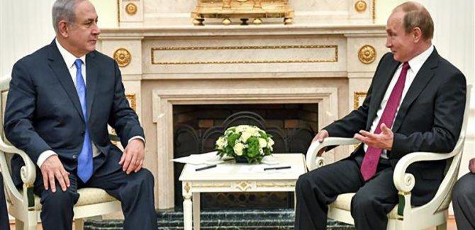 Rusya İsrail'in Suriye talebini geri çevirdi