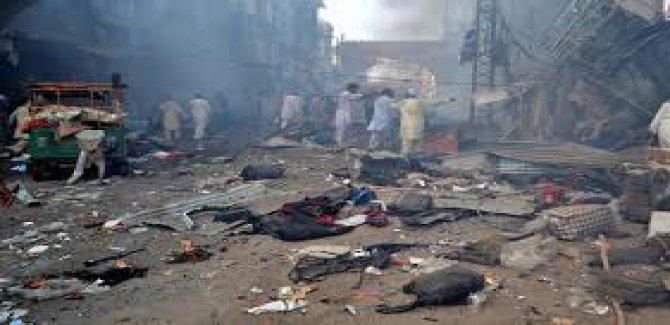 Li Pakistanê di nav mehekê de êrîşa 6an a xwekuştinê; 29 kes mirin