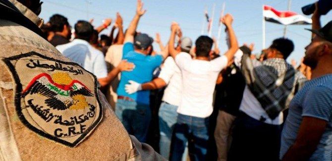 Irak'ta protestolar durmuyor