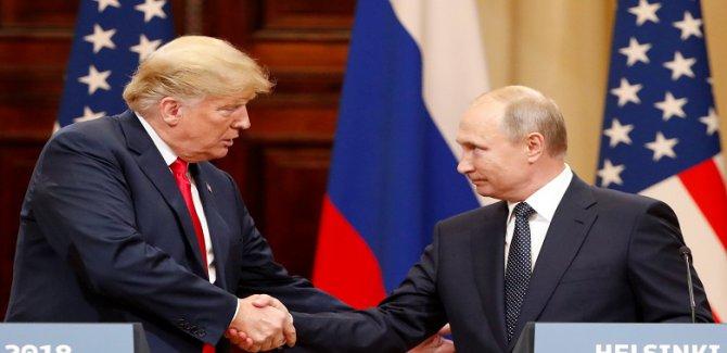Putin: Hile yok / Trump: Ben yendim