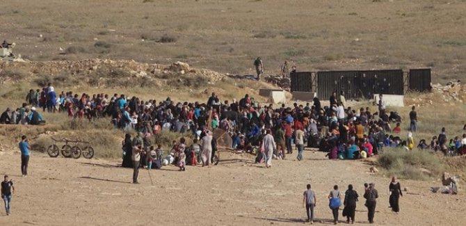 Li Derayê çeķdarên Sûrîyeyî tên veguhestin Îdlîbê