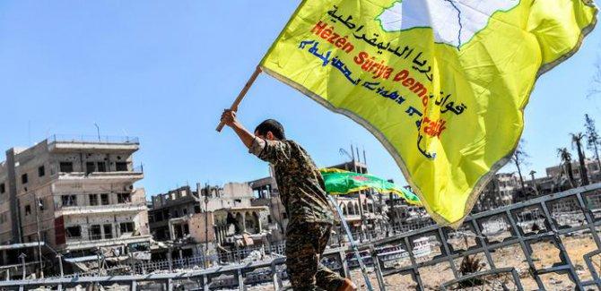 """Suriyeli Kürtlerden """"birleşik yönetim"""" adımı"""