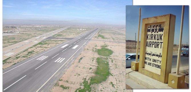 Kerkük Havalimanı Ağustos'ta uçuşlara açılıyor