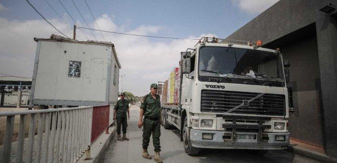 Gazze'nin Tüm Kapıları Kapandı