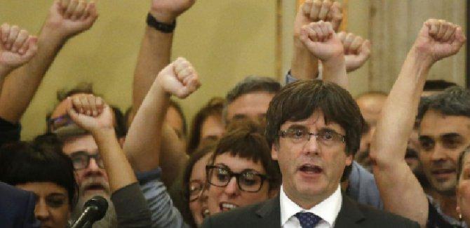 Puigdemont hakkında yakalama emri geri çekildi