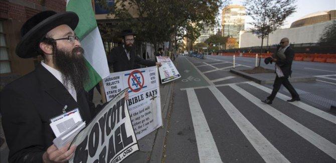 40 Yakın Yahudi cemaatinden 'İsrail'e boykot'a' destek