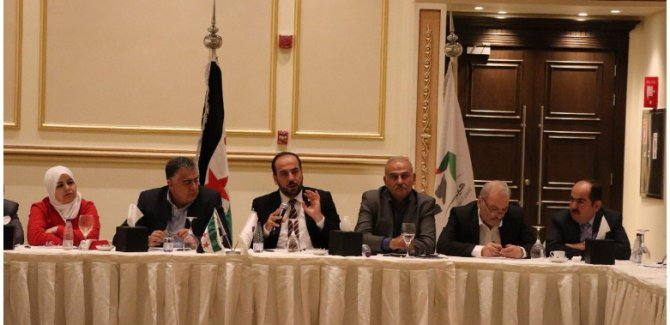 Rojava'da PYD'nın Kongresine ortak boykot