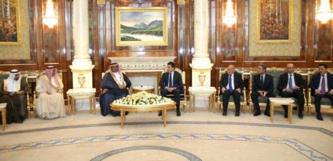 Suudi heyet: Kürdistan yatırımlar için istikrarlı bir ülke
