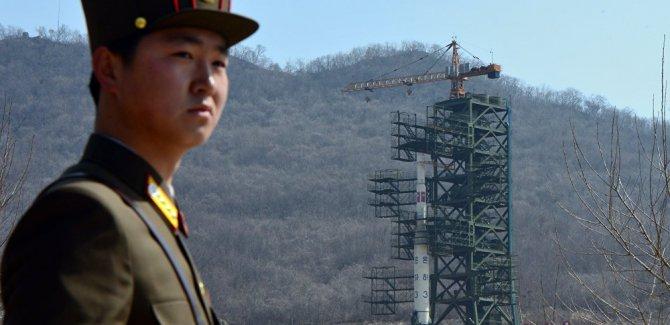 'Kuzey Kore roket fırlatma alanını sökmeye başladı'