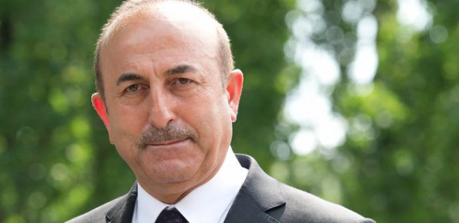 Çavuşoğlu: ABD'nin İran yaptırımlarına uymak zorunda değiliz