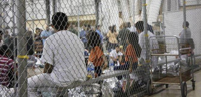 ABD'de yüzlerce göçmen çocuk ailelerine kavuşmayı bekliyor
