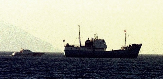 11 gündür Mülteci taşıyan gemiye giriş izni verilmiyor