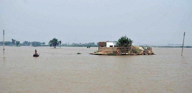 Çin'de muson yağmurları 86 can aldı