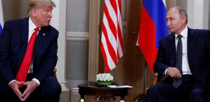ABD Kongresinde, Trump'a Putin'le görüşme yasağı
