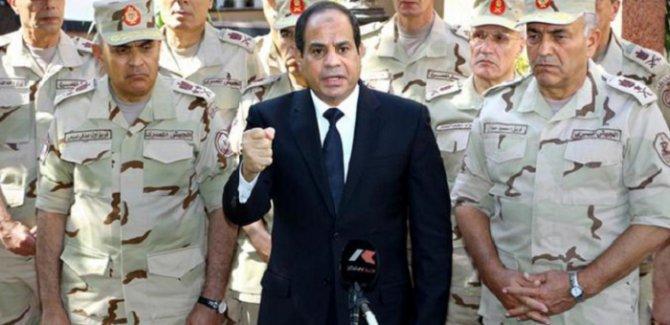 ABD destekli Sisi: Mısır düşerse, bölge de düşecekti!