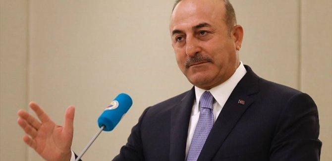 Çavuşoğlu: Fasıllar açılsa da açılmasa da AB'ye üyelik stratejik amaçtır