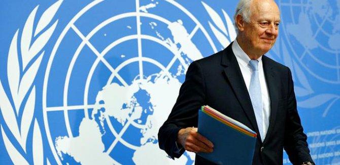 BM'den Suriye için Eylül planı