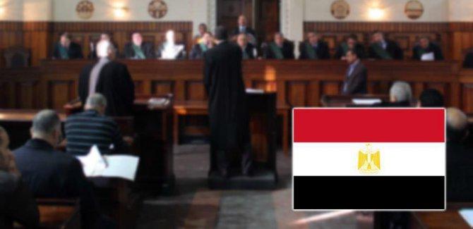 Mısır'da darbe karşıtı 39 kişiye müebbet hapis
