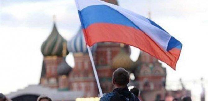 Rusya'da Halk Sokağa İndi