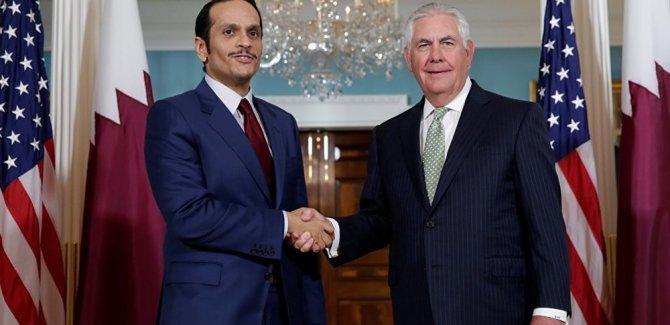 'Tillerson, Katar'ı işgale engel olduğu için koltuğundan oldu'
