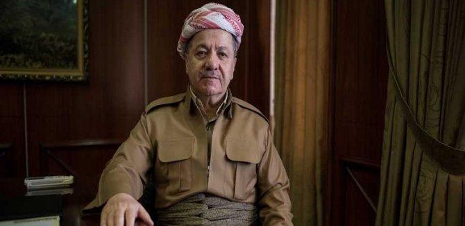 Mesud Barzani: O 40 milyon Kürt'ten biriyim!