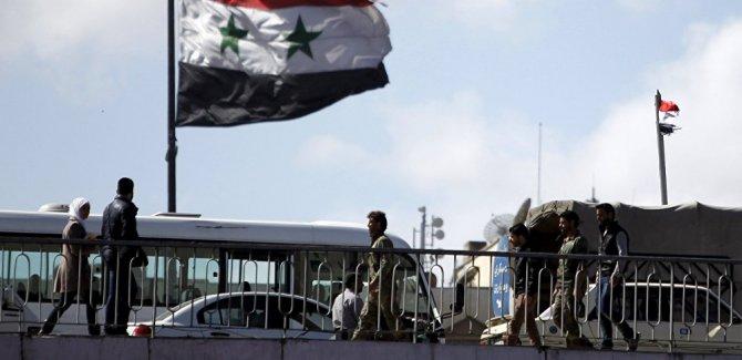 Şam'da patlama sesleri