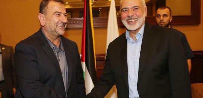 'Hamas'ın iki numaralı ismi' Gazze'ye döndü