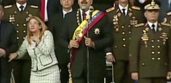 Venezüela Maduro'ya suikastin detaylarını açıkladı