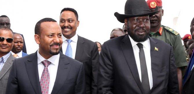 Güney Sudan'da barış için önemli adım