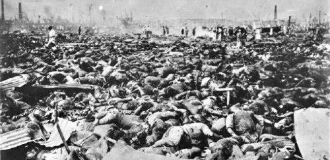 Hiroşima felaketinin 73. yıldönümü