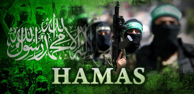 Hamas'tan Almanya'nın bayrak kararına tepki