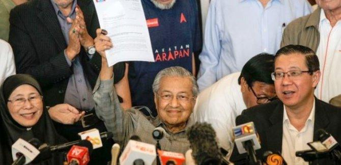 Malezya'dan Suudi destekli kuruma kapatma