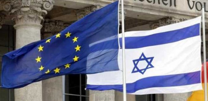 Batının asıl yüzü, İsrail'i Tanımayana Para Yok