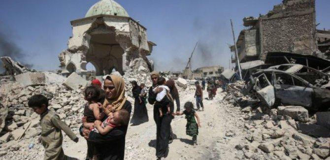 BM'den uyarı: 700 bin kişi yerinden edilebilir