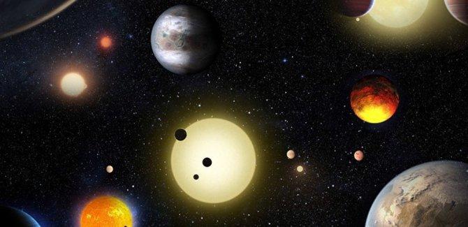 44 yeni öte gezegen keşfedildi
