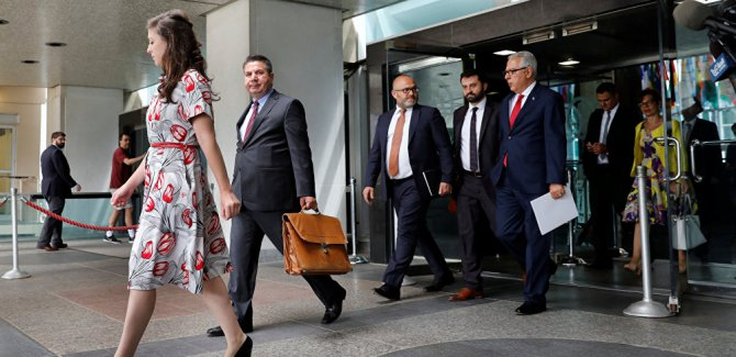 ''ABD, FETÖ'cülerin iadesini isteyince Türk heyeti ziyareti kısa kesti''