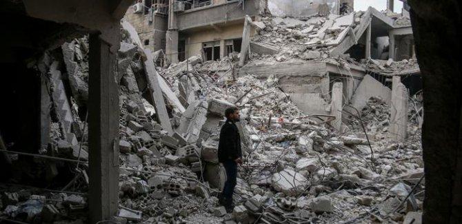 Savaşın Suriye'ye maliyeti 388 milyar dolar