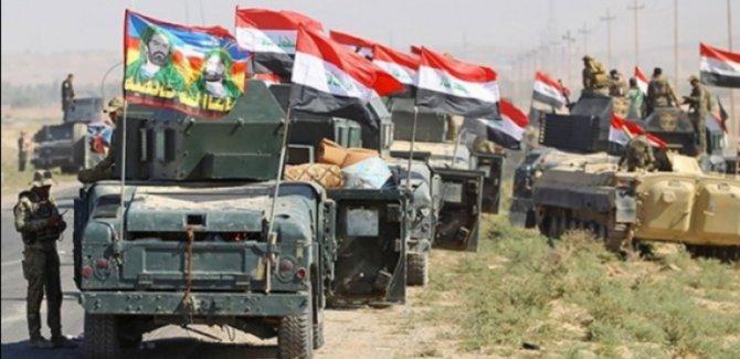 Haşdi Şabi milisleri Şengal ve köylerinden çekildi