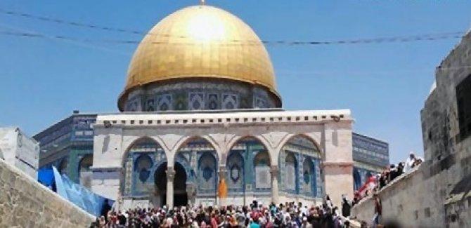 Şeyh Muhammed: Yüzyılın Anlaşmasını ENGELLEYİN!