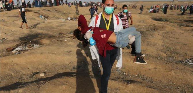 İşgalci İsrail 2018'de 37 Filistinli çocuğu katletti