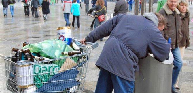 Almanya'da yoksulluk artıyor