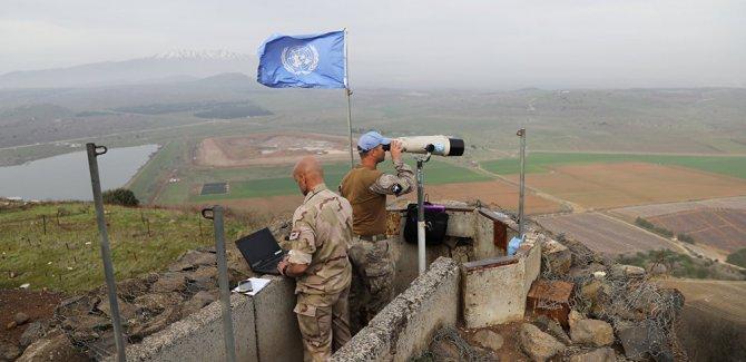 Rusya, Golan Tepeleri'nde 4 askeri polis noktası kurdu