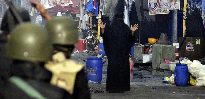 Rabia ve Nahda katliamlarının 5'inci yılında 13 kişiye gözaltı