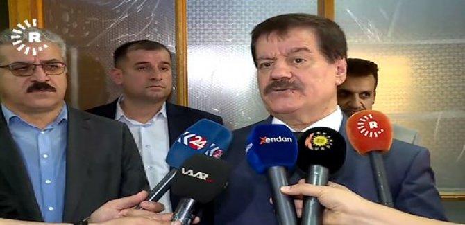 ''KDP Kerkük'e onurlu bir şekilde dönecektir''